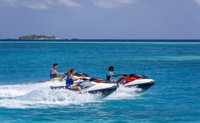 Jet Ski Ride at Elephant Beach