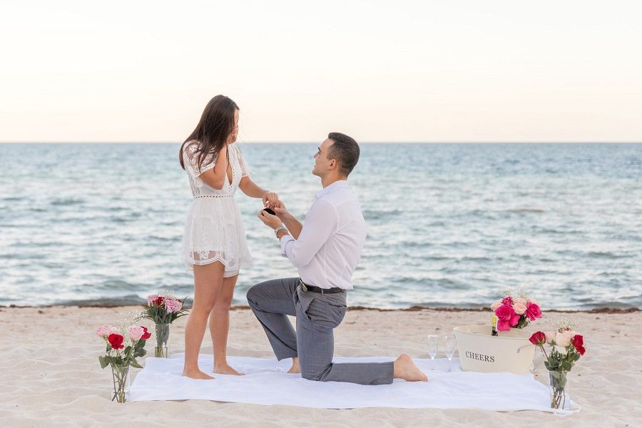 'High' On Love: Surprise Proposals That Will Definitely Win Over Your Partner's Heart